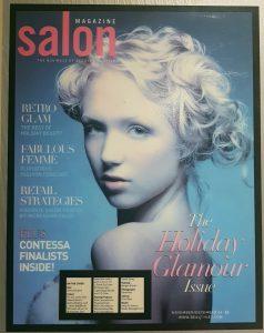 Cover in Salon