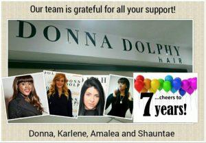 7 Year team